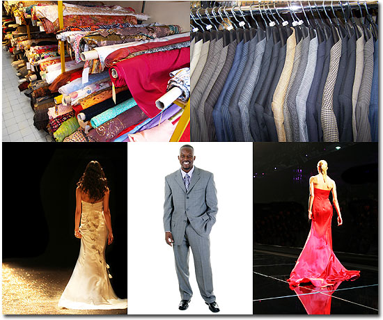 The Fashion Industry - Barry's Accounting Services